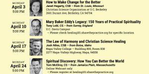 2017 Healing 101 Flyer